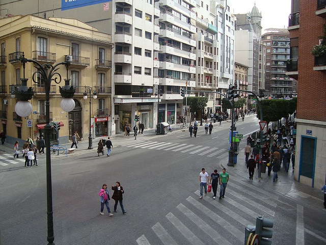 Shopping en Valencia