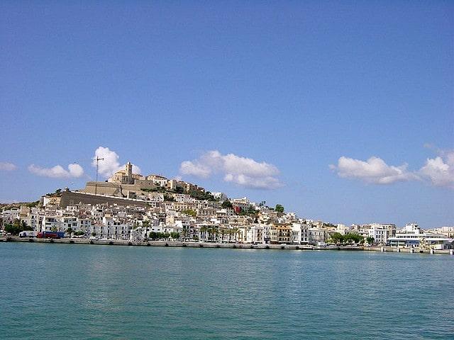 De vacaciones a Ibiza