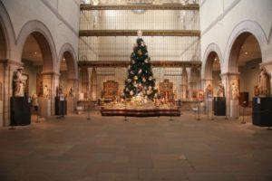 Árbol de Navidad del MET - New York