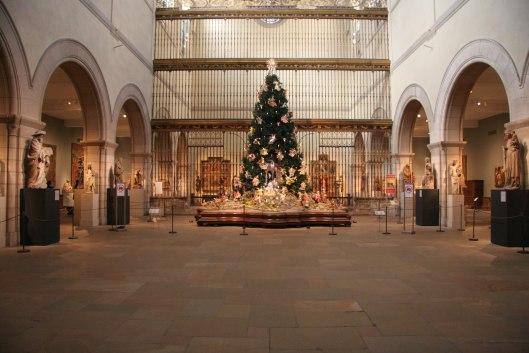 Arboles de Navidad de NYC