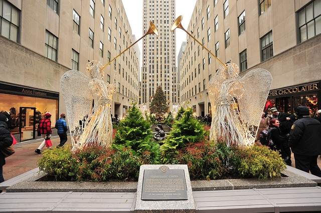 Arbol de Navidad Rockefeller Center