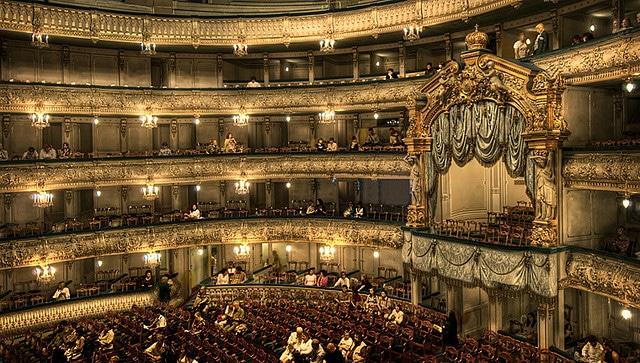Festivales europeos opera