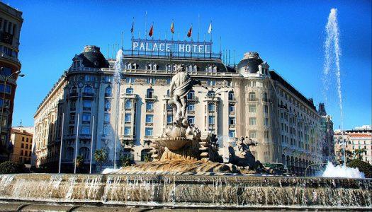 Hotel Westin Palace Madrid, el hotel con la suite más lujosa de España