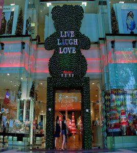 De shopping por Tokyo