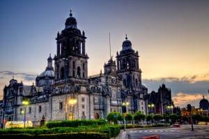 Catedral México City