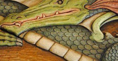 Green Dragon - New Zeland