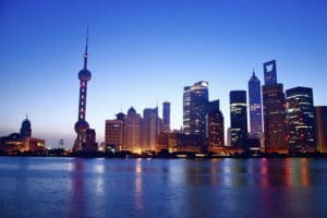 pudong distric