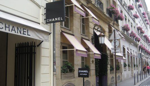 De shopping por París, au revoir!