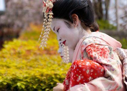 Cenar en un Ryotei acompañados de una Geisha