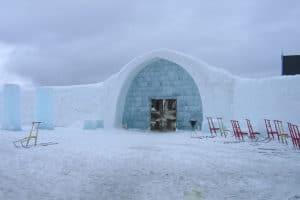 Icehotel laponia