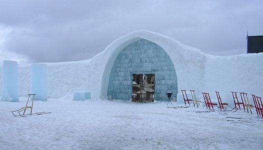 Icehotel, en Laponia para los más intrépidos