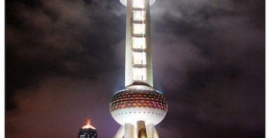Perla de oriente - shanghai