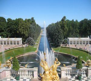 Palace Petergoff