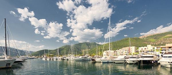Puerto montenegro