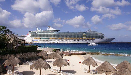 Crucero de lujo en el Caribe