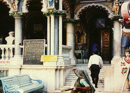 Bombay, la gran ciudad India