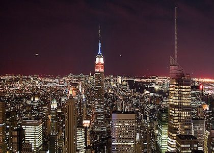 Lugares para disfrutar de la noche neoyorquina