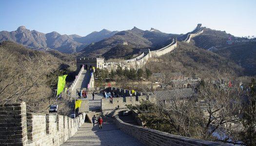 Badaling y la Gran Muralla China