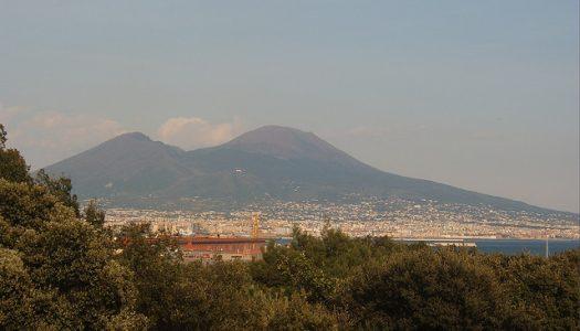 ¿Sabes algo sobre el cráter del Monte Vesubio?