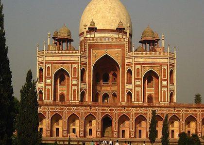 De visita por Nueva Delhi