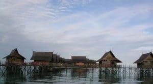 Isla de Kapalai