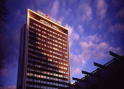 El espionaje en Estonia y la planta 23 del hotel Viru