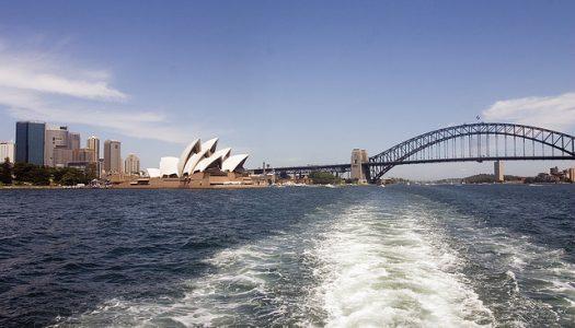 De viaje por Sydney