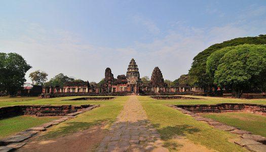 El parque histórico Phimai