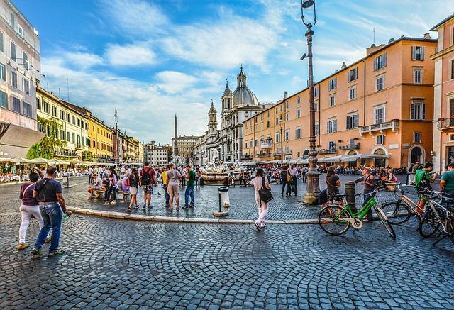 visitas obligadas en Roma