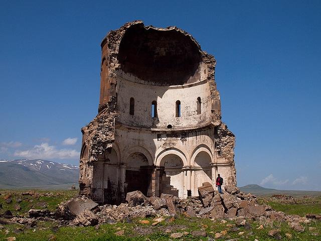 Ani, la ciudad fantasma de Turquía