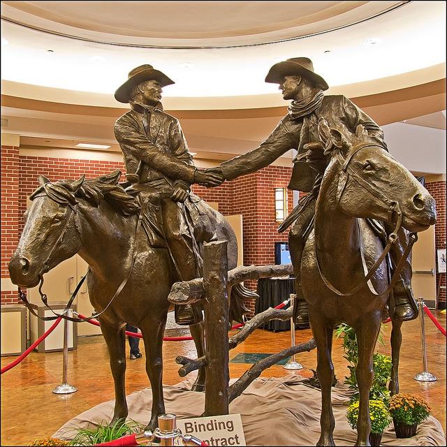 Carreras y caballos en Lexington