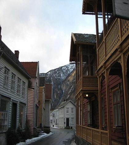 Laerdal - Noruega