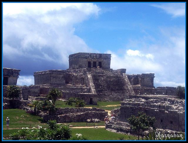 Tulum y el turismo maya