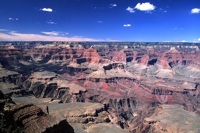 Sobrevolar en helicoptero el Gran Cañón del Colorado