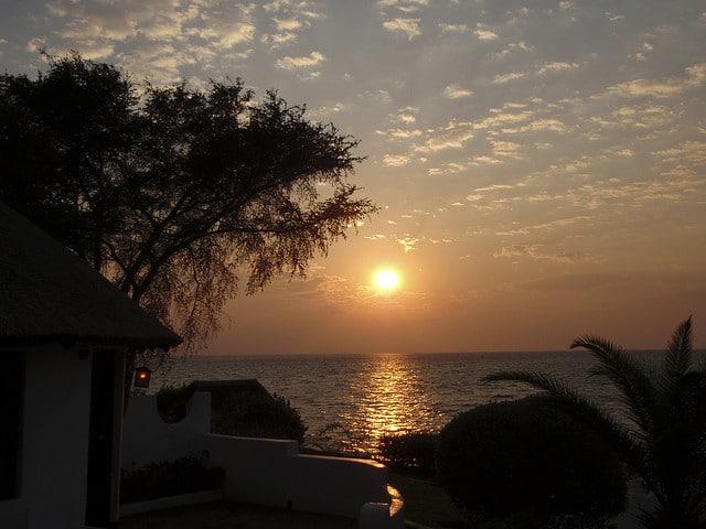Disfruta del agua en el Lago Malawi