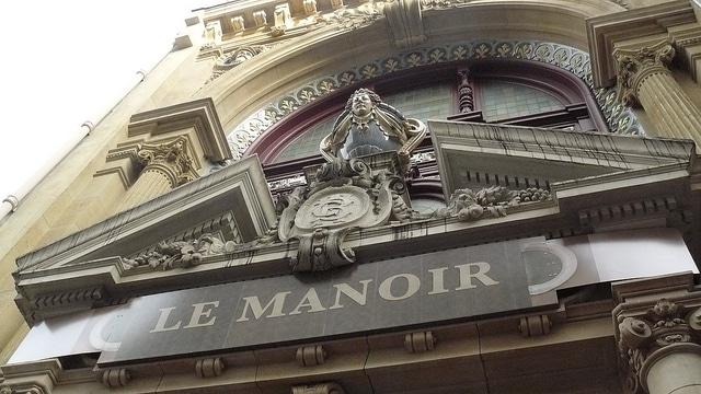 Le Manoir Paris, la casa encantada