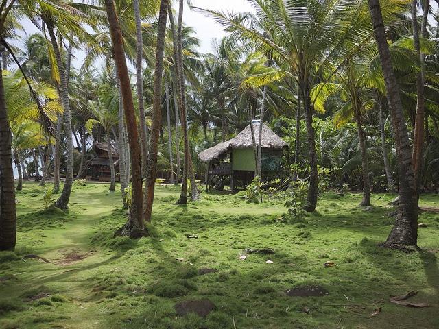 Little Corn Island en Nicaragua