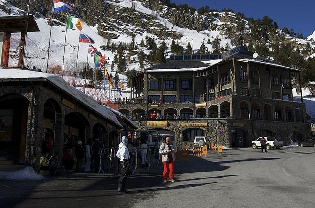 Andorra, un lugar de ocio y diversión para este invierno