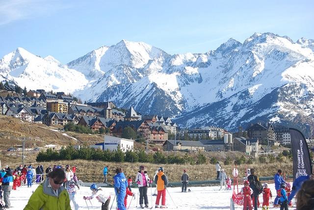 De turismo invernal enFormigal