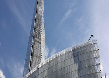 Londres a tus pies desde El Shard, a más de 300 metros de altura