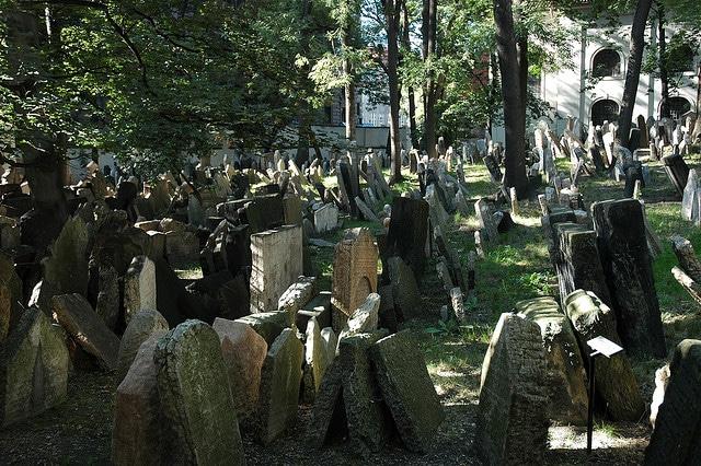 cementero judío de Praga