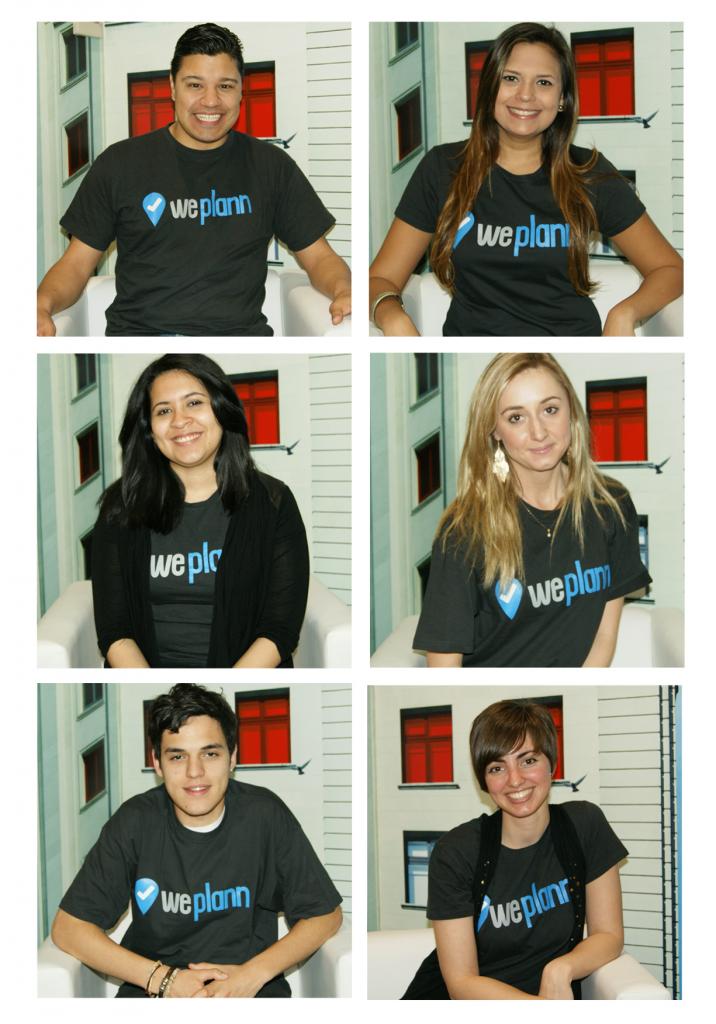 El equipo de WePlann