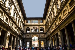 Florencia visita guiada