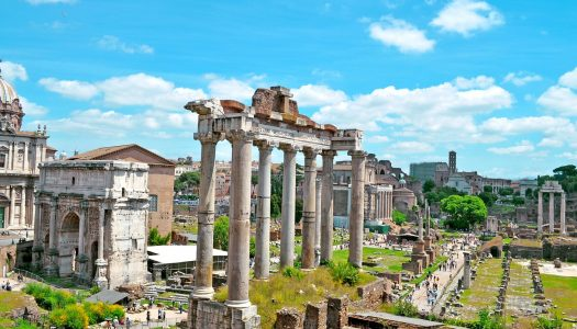 4 imprescindibles en Roma