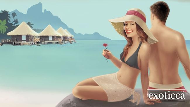 Agencio online de viajes - Exoticca.com