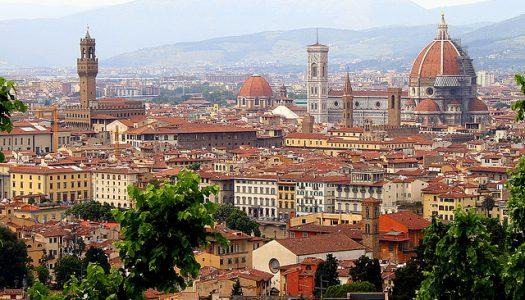 Algunos de los lugares más visitados de Florencia