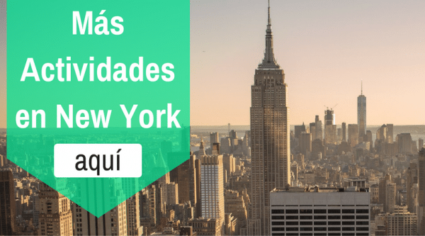 Tours recomendados por New York