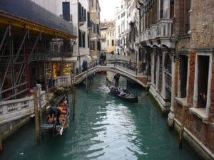 Los alrededores de Venecia