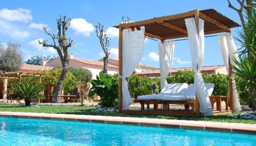 Hoteles para hacer agroturismo en Ibiza