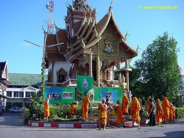 Chiang Mai, un viaje por la cultura de Tailandia
